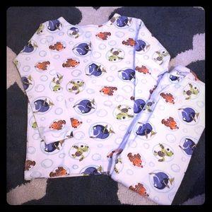 Baby Gap Pajamas ( Finding Nemo)